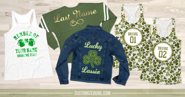 St.Patrick's Day Shirts