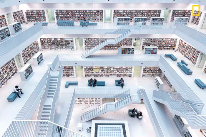 Cities   1st: Levels of reading by Norbet Fritz