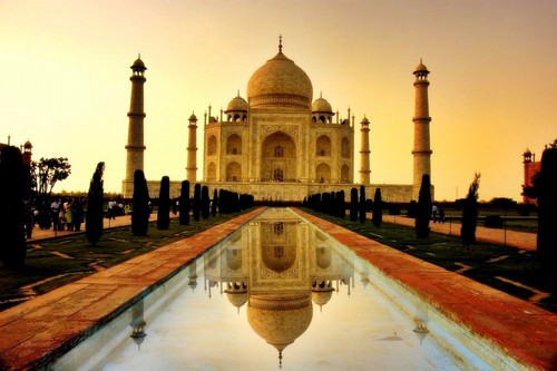 Behind The Taj Mahal Story