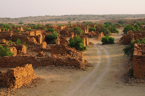 The Cursed Village Of Kuldhara