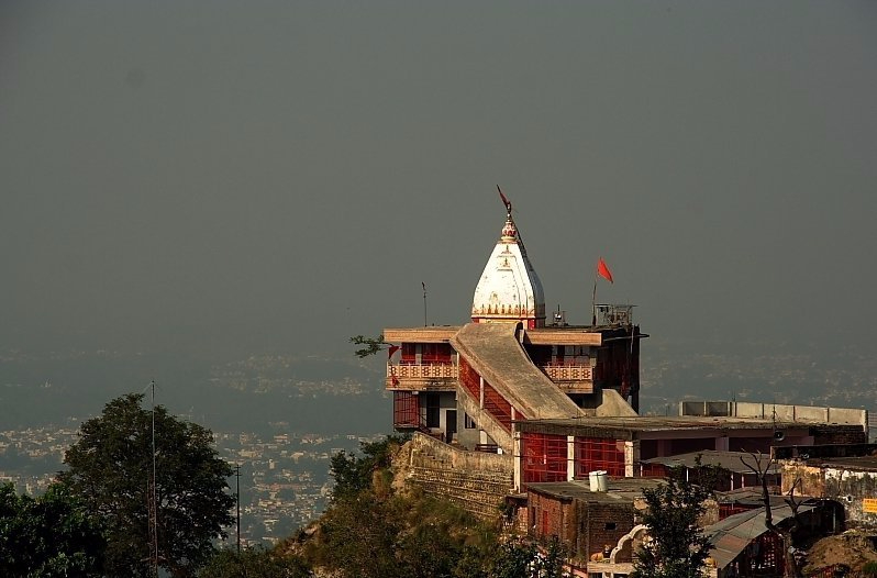 Chandi Devi Temple, Haridwar
