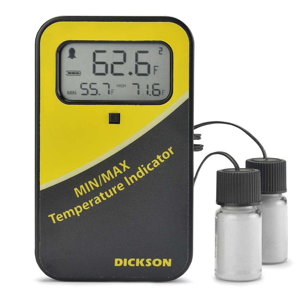 Data Logger Thermometer For Vaccines : Mm vaccine alarm thermometer dickson