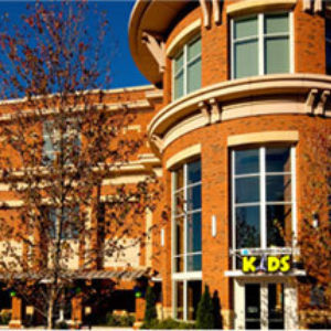Discovery Place Kids - Huntersville building