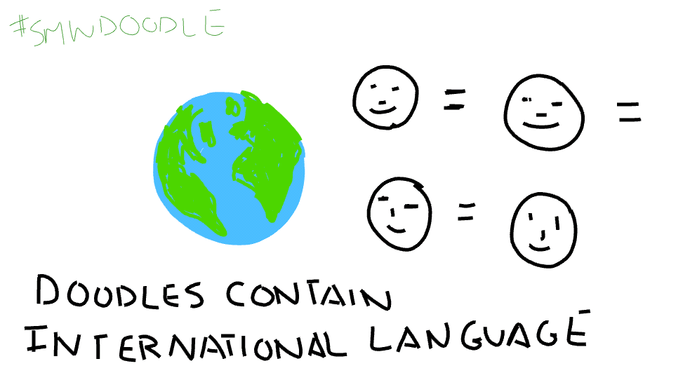 The international language #smwdoodle