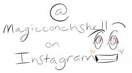 @magicconchshell on instagram
