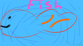 The awesome fish