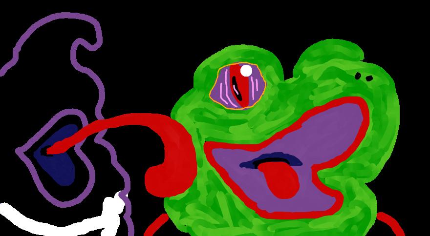 Kermit's Sweet Toof