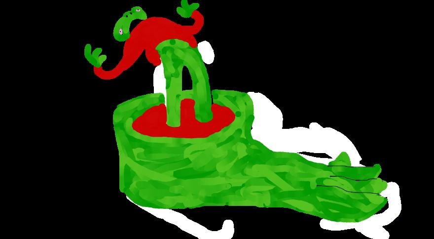 Kermit's Curse