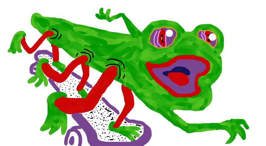 Kermit's Summer