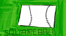 Squareball - weird #sport