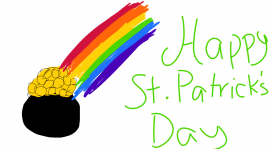 🍀Happy St. Patrick's Day🍀