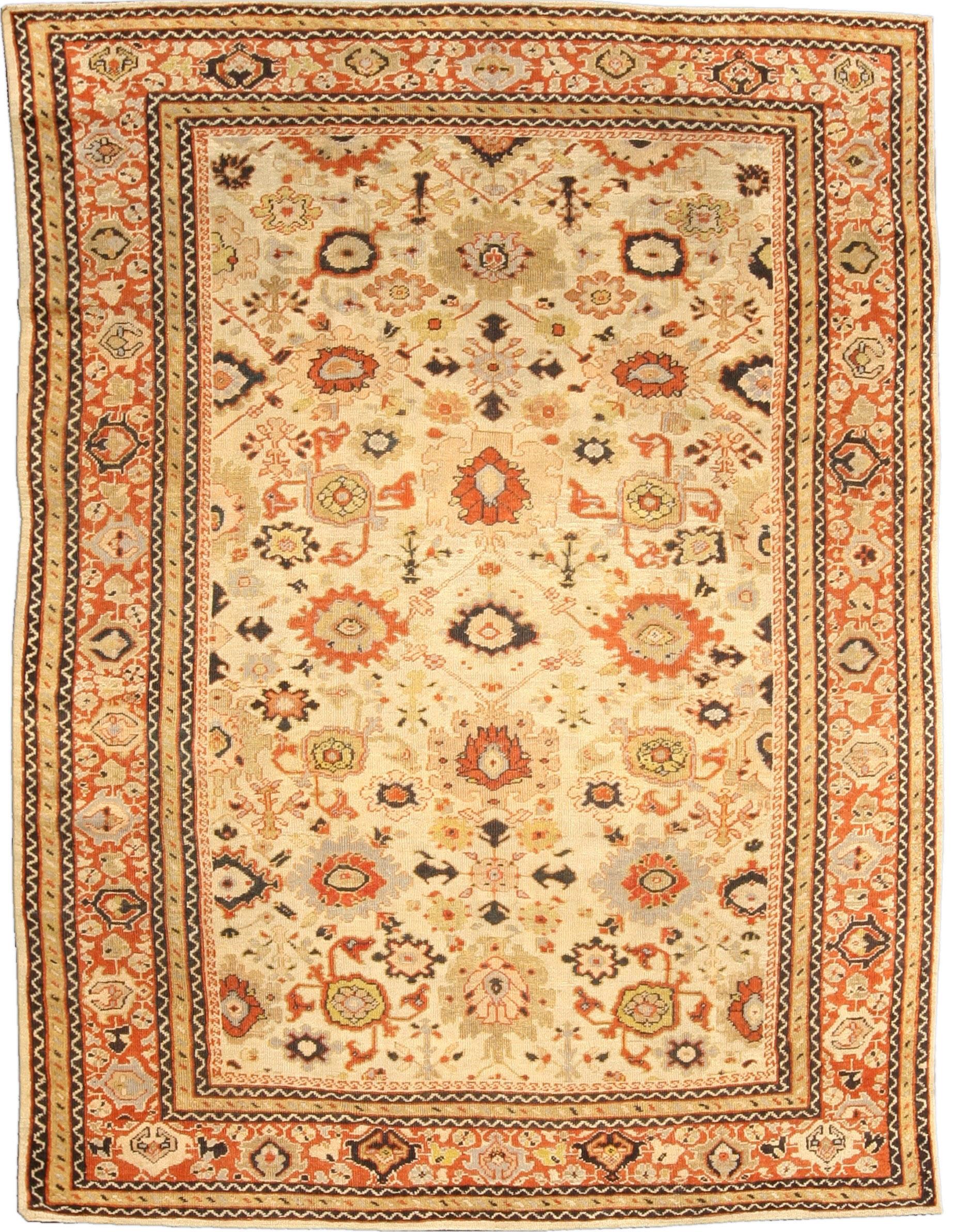 Sultanabad Rug Antique Persian Rug Antique Rug