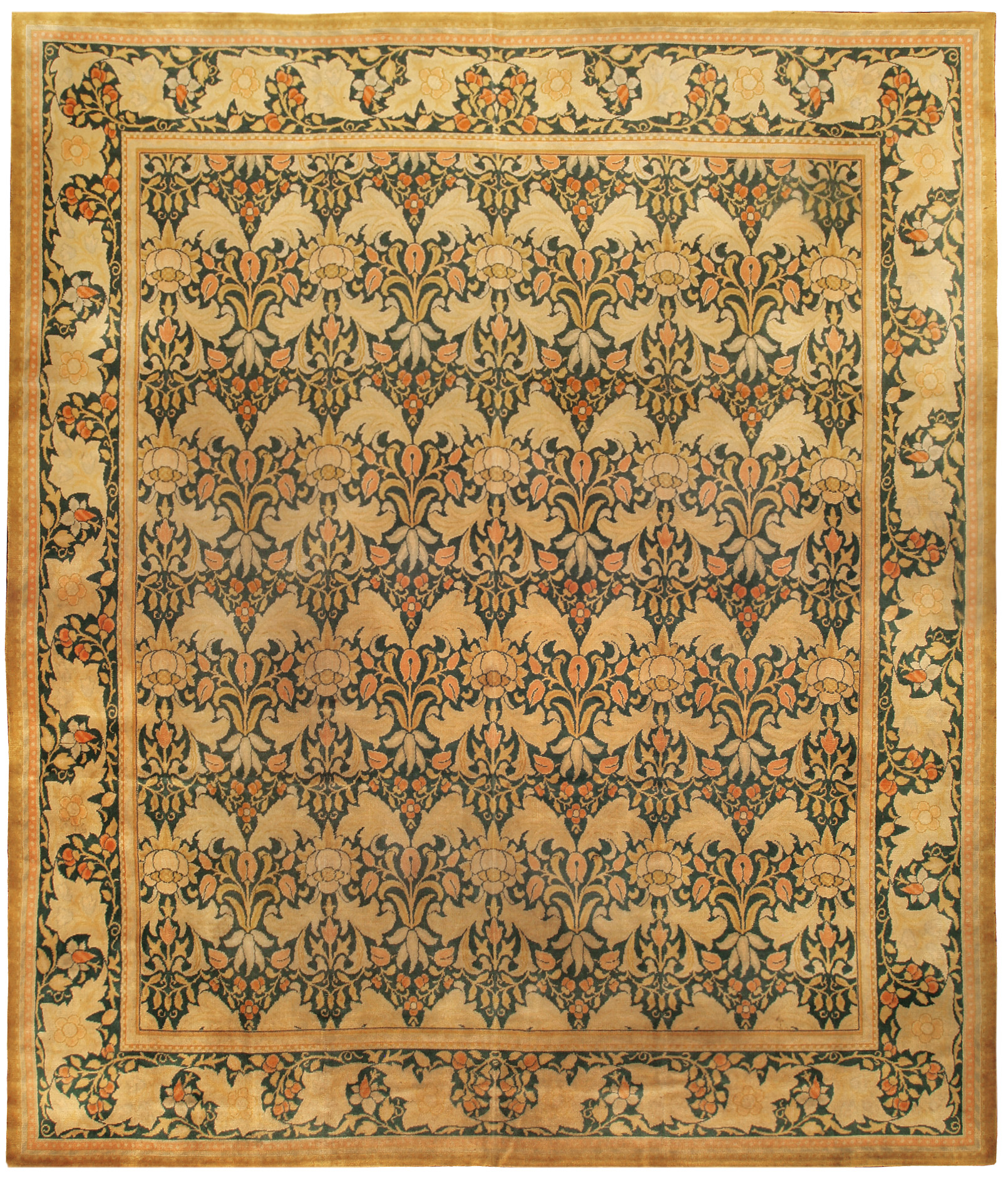 William Morris Style Carpet