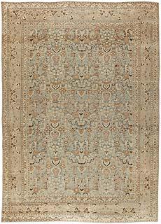 A Persian Mashad Rug BB5407