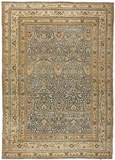A Persian Mashad Rug BB5408
