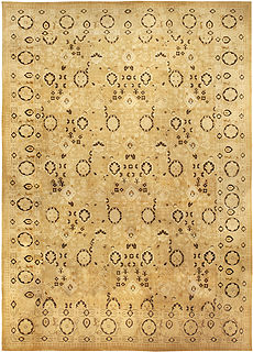An Indian Agra Rug BB5089