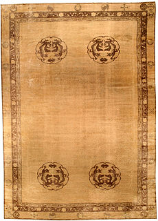 A Chinese rug BB4479