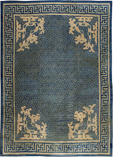 A Chinese carpet BB3148