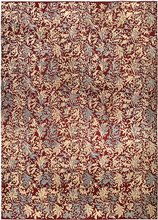 A French Aubusson rug BB0156