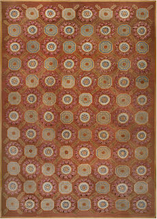 A French Aubusson Carpet BB4930