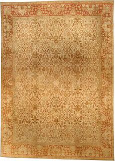 An Indian Amritsar carpet BB1956