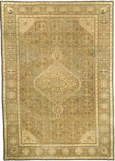 An Indian Amritsar rug BB2447
