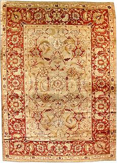 An Indian Amritsar carpet BB2651