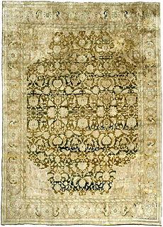 An Indian Amritsar carpet BB3076
