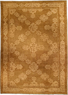 An Indian Amritsar rug BB4225