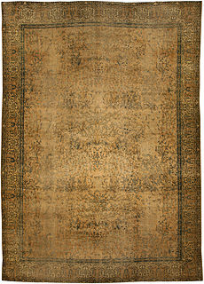 An Indian rug BB4676