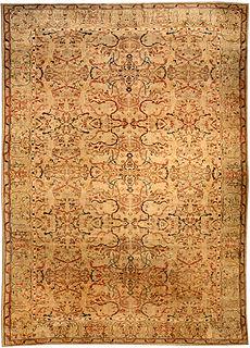 An Indian carpet BB4141