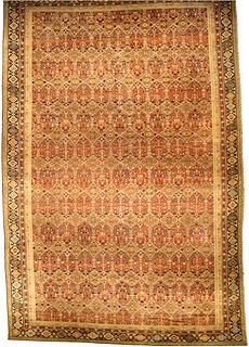 An Indian carpet BB4463