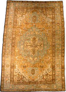 A Persian Heriz carpet BB3427
