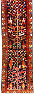A Persian Bakshaish runner BB3162