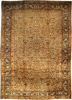 A Persian Khorassan carpet BB0568