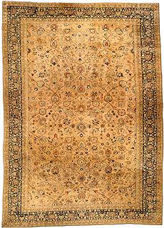 A Khorassan rug BB4187