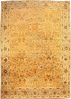 A Persian Khorassan rug