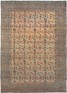 A Persian Kirman rug BB0122