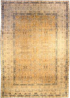A Persian Kirman carpet BB3879