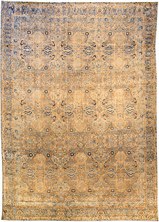 A Persian Kirman carpet BB3897