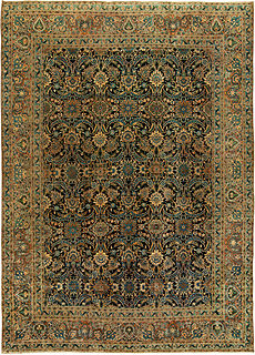A Persian Kirman carpet BB1835
