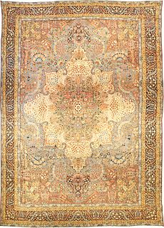 A Persian Kirman rug BB4419