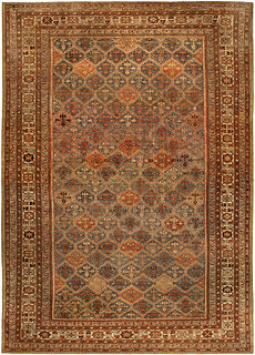 A Persian Malayer Rug-BB5117