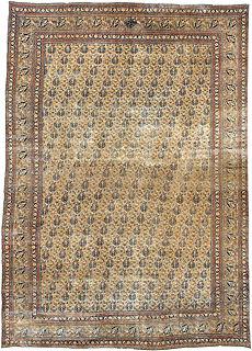 A Persian Meshad rug BB3306