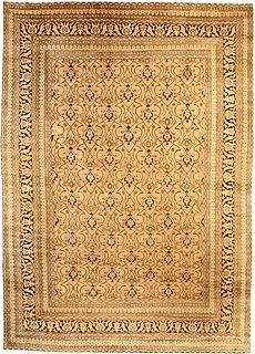 A Persian Meshad rug BB3853