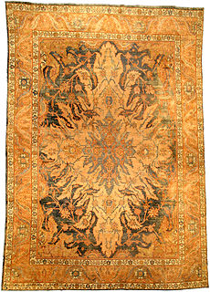 A Persian Sultanabad rug BB4308