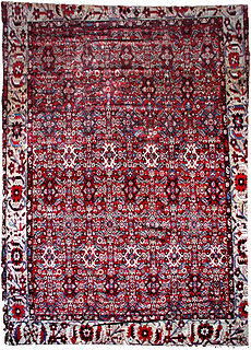 A Persian Sultanabad carpet BB1134