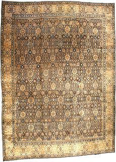 A Persian Tabriz rug BB1577
