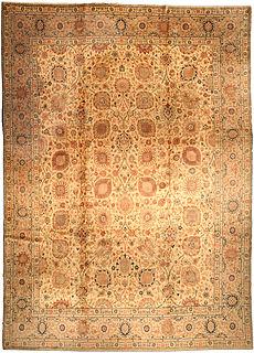 A Persian Tabriz carpet BB1696