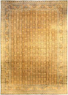 A Persian Tabriz rug BB2602